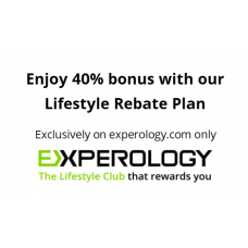 Lifestyle Rebate Plan (deferred topup)