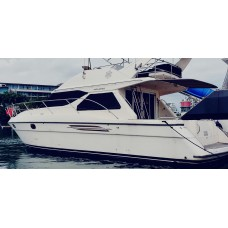 [5pax] Princess 42 overnight seacation for up to 5 guests